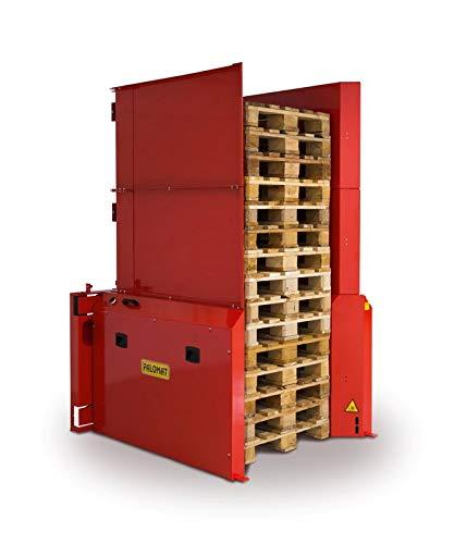 PALOMAT® Adjustable Druckluft AUTOMAGAZIN für 15 Euro- oder 15 Industriepaletten ** Verpackungseinheit: 1 Stück **