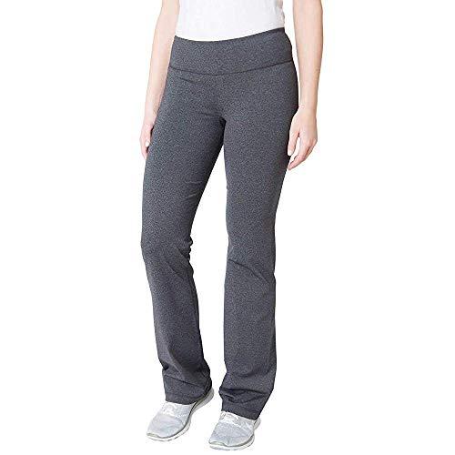 Kirkland Signature Ladies' Pull On Active Pant (Charcoal, S-Tall)