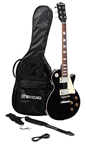 Suzuki sls2bk E-Gitarre