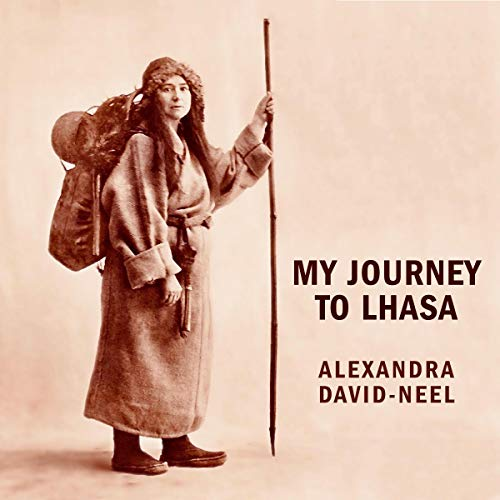 My Journey to Lhasa cover art