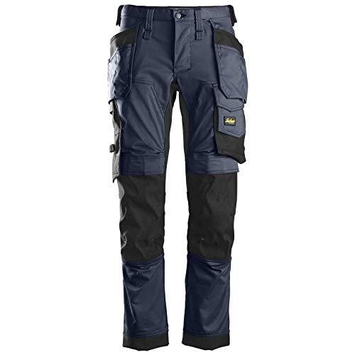 Snickers Workwear Workwear Pantaloni, Blu, 54 Unisex-Adulto