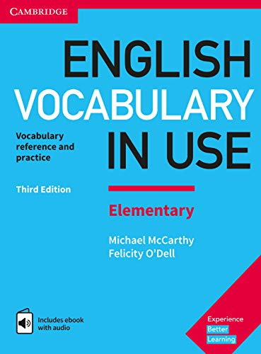 English Vocabulary in Use. Elementary. 3rd Edition. Book with answers and Enhanced ebook