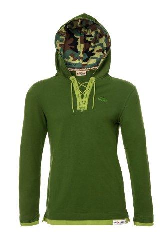 Global striker-sweat-shirt à capuche pour homme