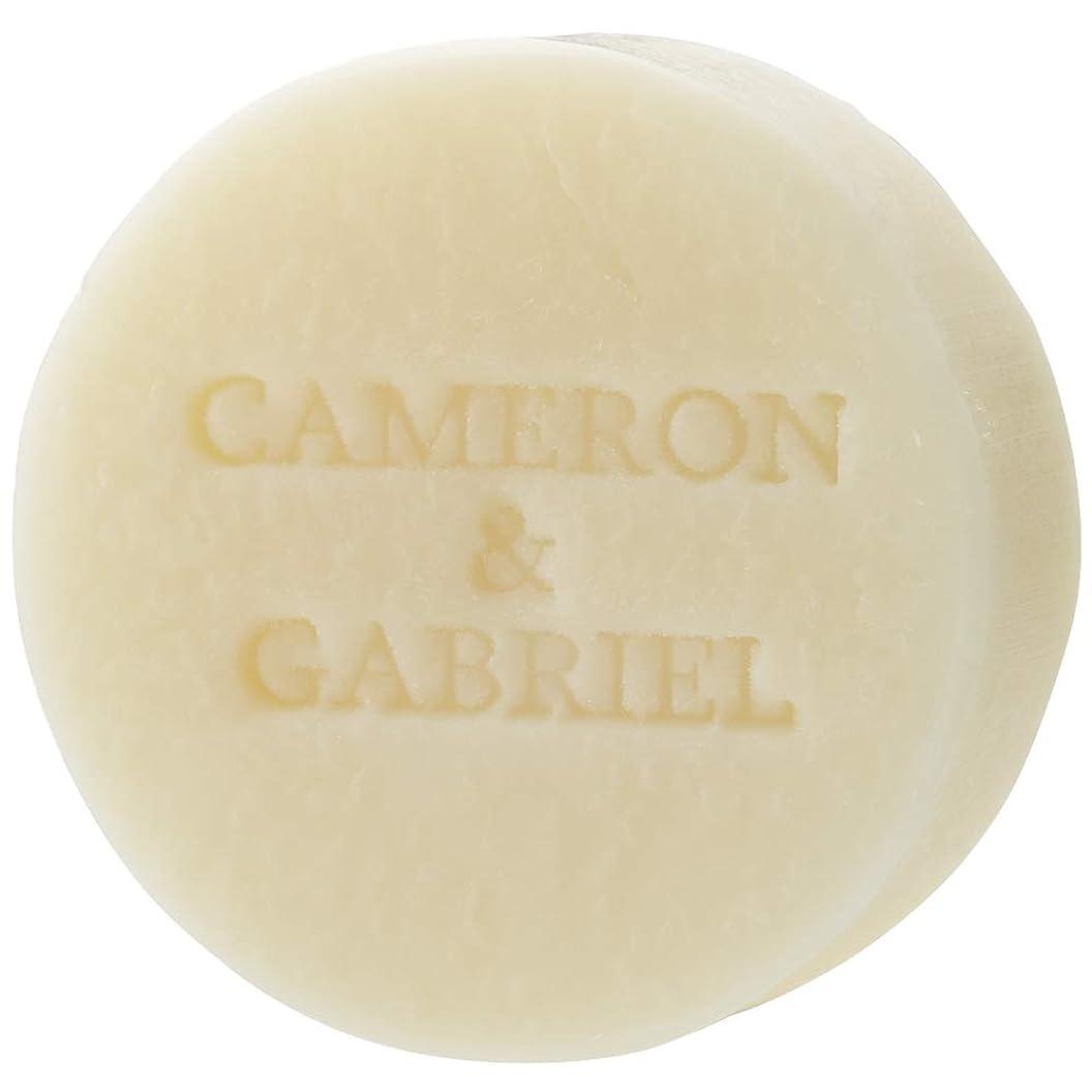 口述する受益者黒人キャメロン&ガブリエル 天使の聖石(化粧石鹸)80g 日本製
