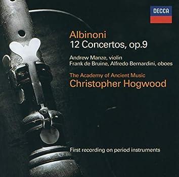 Albinoni: Concertos Op.9 Nos.1-12