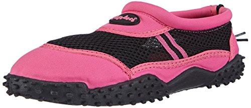 Playshoes Calzature da Scogli con Protezione UV, Scarpe da Acqua Donna, Rosa Pink 18, 36 EU