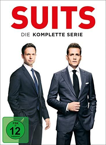 Suits - Die komplette Serie [34 DVDs]
