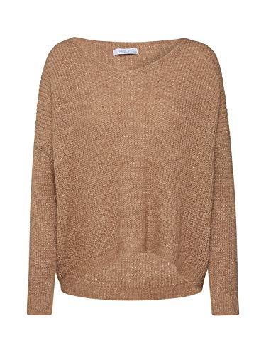 Hailys Damen Pullover Lia Camel S/M