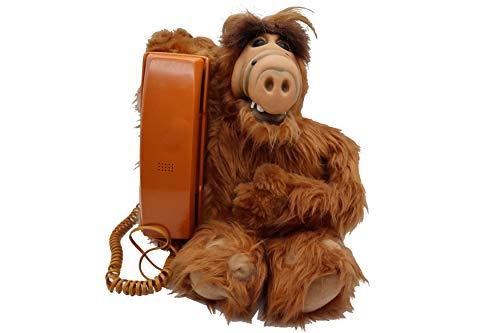 ALF analoges Vintage-Telefon aus den 1980er Jahren