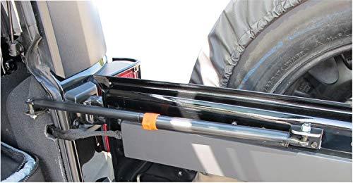 Rampage 86618 Rear Tailgate Gas Strut Stabilizer