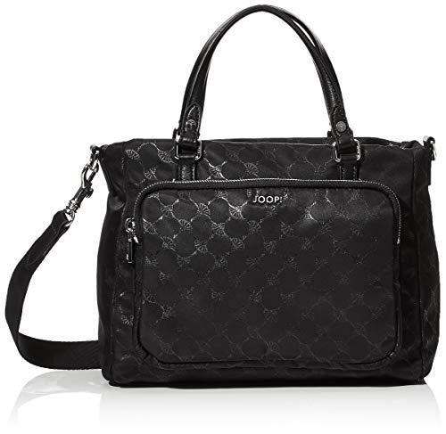 Joop! Damen Elvira Handbag, Black, 27X22,5X13