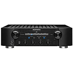 cheap Marantz PM8006 integrated amplifier, new electric volume control and vinyl phono equalizer …