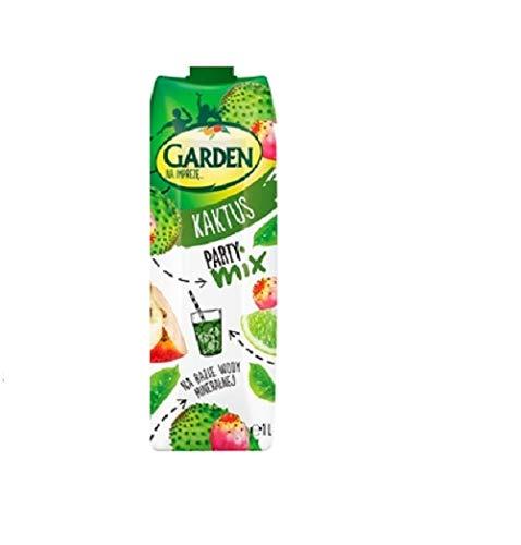 GroßhandelPL Garden Kaktus Party Mix ( Kaktussaft - Getränk ) Getränke – Fruchtsäfte 12er Pack (12x1L)