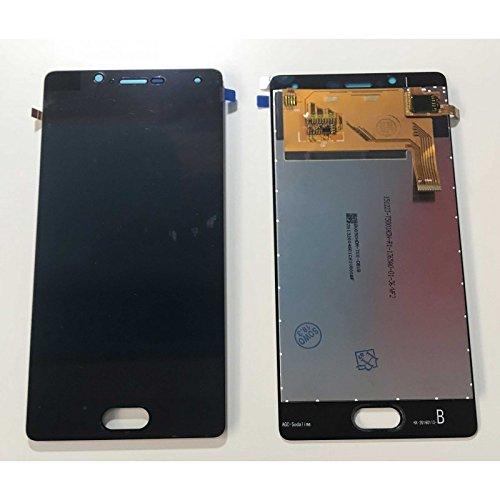 HOUSEPC Pantalla Táctil Glass + LCD Display para Wiko U Feel Lite Ufeel Digitalizador Negro