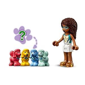 Amazon.co.jp - レゴ フレンズ キュービーズ - アンドレアのスイミングキューブ 41671