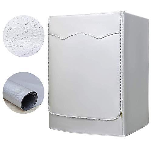 AKEfit Cubierta de Lavadora Antienvejecimiento Antienvejecimiento Resistente al Agua 60 × 64 × 85 cm Lavadora Frontal Resistente al Desgaste