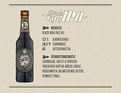 LEMKE Bier Mix Box Pale Ale + India Pale Ale - 6