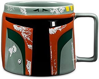Disney Boba Fett Mask 3D Ceramic Mug - 20 ounce
