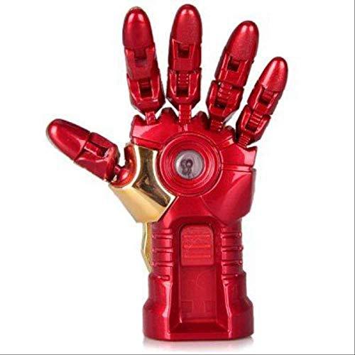 PenDrive Chiavetta Flash Drive USB Key Portatile Memory Stick Thumb Regalo Iron Man Hand Usb Usb 2.0 Alta velocità 32 Gb 64 G 16 Gb 128 Gb 64 GB