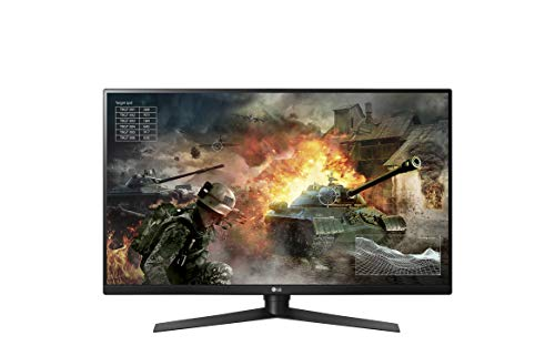 LG 32GK850G-B 80 cm (32 Zoll) WQHD IPS Gaming Monitor (165 Hz, G-Sync, DAS Mode), schwarz