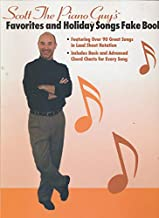 Scott The Piano Guy Favorites & Holiday Songs Fake Book