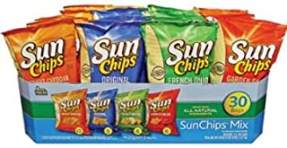 Frito Lay Sun Chips Mix Variety Pack (30 bags)