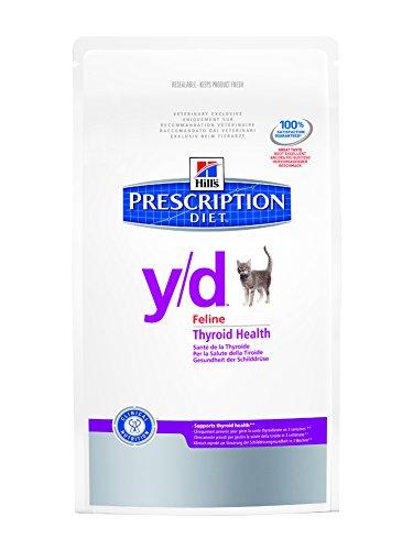 Hills VET Diet Feline y/d, 1er Pack (1 x 5 kg)
