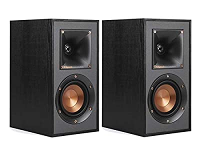 Klipsch Reference R-41M Black (Price per pair) by Klipsch