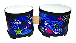 First Act Discovery FB6125 Kids Bongo Drums - Best Bongo Drums