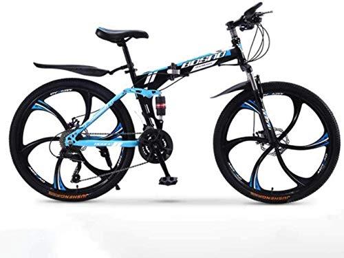 Bicicleta de montaña BMX bicicletas plegables, 24