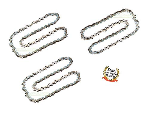 """Spada 30cm 3//8/""""p 2 Sega Catene adatto per Stihl e10 chain guide BAR"""