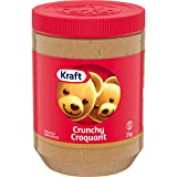 Kraft Crunchy Peanut Butter 2kg Imported from Canada