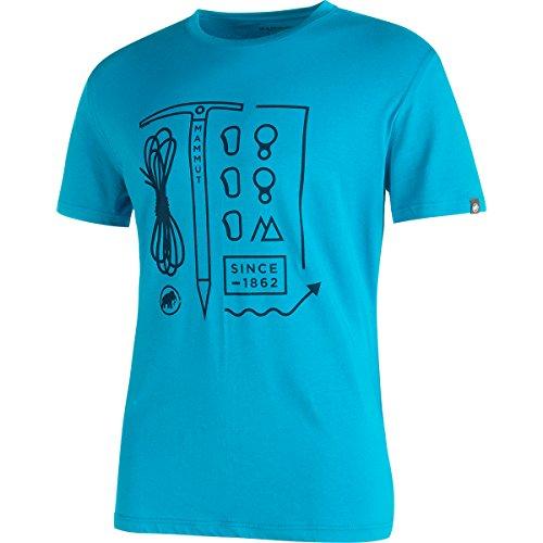 Mammut Sloper T-Shirt - Atlantic