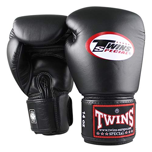 Twins Special Boxhandschuhe BG-N Black -...