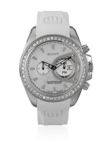 Gant Uhr mit Uhrwerk Miyota Bedford - Stones W10801 weiß 48 mm