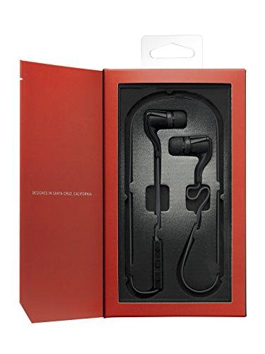 Plantronics Backbeat Go 2 - Auriculares in-ear Bluetooth (control remoto integrado, reducción de ruido), negro