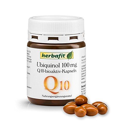 Ubiquinol 100 mg Q10 bioaktiv 75 Kapseln