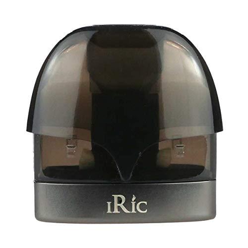 Riccardo iRic Pod Cartridges (1,0 Ohm), leere MTL Kartusche mit Coil für e-Zigarette, 2 Stück