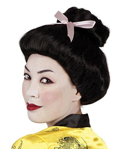 Boland 86384 Erwachsenenperücke Geisha, One Size