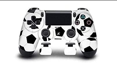 Soccer Ball Playstation 4 PS4 Dual Shock 4 Wireless Custom Controller (Soccer Ball)