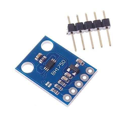 SODIAL BH1750FVI Digitales Lichtintensitaetssensormodul Fuer AVR Arduino 3V-5V power