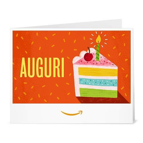 Buono Regalo Amazon.it - Stampa -Pezzo di torta
