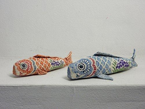 飛騨高山 真工芸 木版手染め縫いぐるみ 鯉のぼり 【4/20より値上がり】