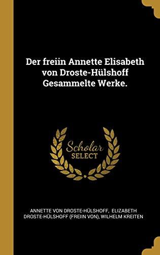 GER-FREIIN ANNETTE ELISABETH V
