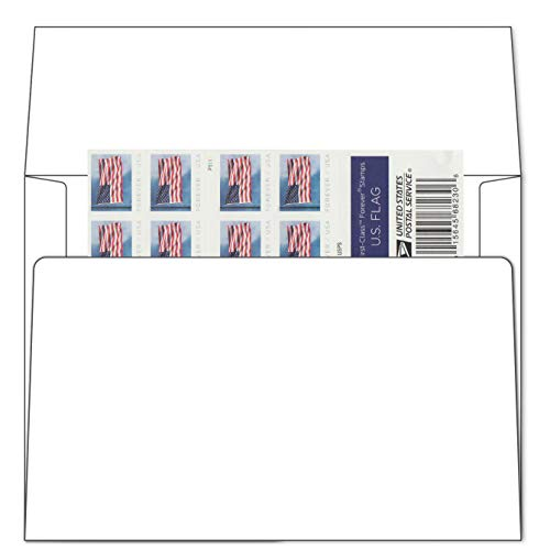 Stamp Online Business Envelope Additional 2019 Version Postage Stamps (1 Sheet - 20 Stamps)