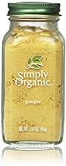 1.64 ounces; Glass bottle A-grade, peeled and unsulfited organic ginger root with a spicy sweet flavor and aroma Certfied Organic; Kosher 1% of sales supports organic farming A Brand of Frontier Co-op, responsible to people and planet