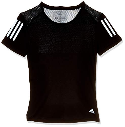 adidas Damen T-Shirt Own The Run, Black, M, DQ2618
