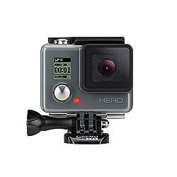 Einsteiger Actioncam GoPro Hero Actionkamera