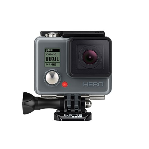 GoPro HERO – Videocámara deportiva (5 Mp, sumergible hasta 40 m)