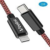 Veelink USB C auf Lightning Kabel, 200cm lang,...
